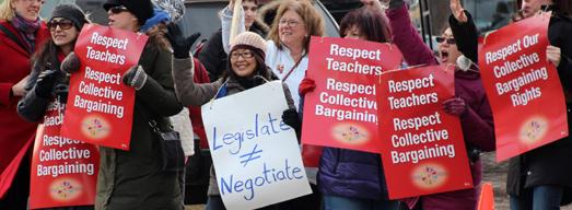 Strike Action – Live Blog