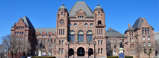 Ontario Provincial Election Date Set For June 12, 2014