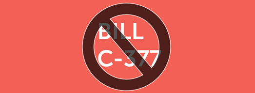 Take Action Against Bill C-377: Stop the Conservative Attack on Unions