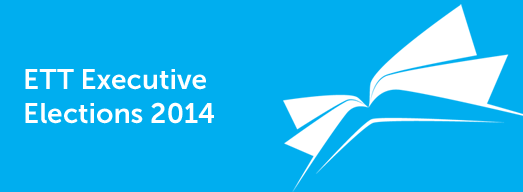 ETT Executive Elections 2014: Executive Officer Election Results