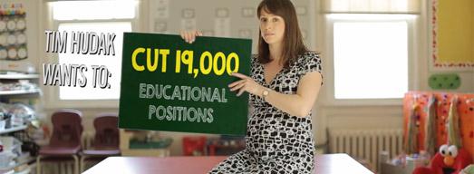 ETT Member Video: Tim Hudak's Education Agenda