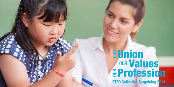 ETFO Collective Bargaining Shareables