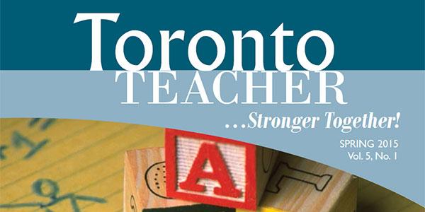 Help Improve Toronto Teacher