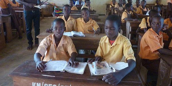 Combine Travelling With Volunteer Teaching in Dekpor, Ghana This Winter/Summer