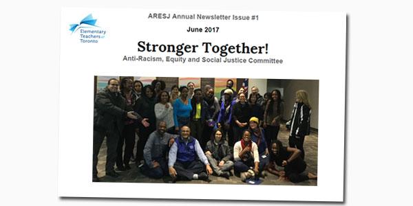 ARESJ Newsletter – Issue 1