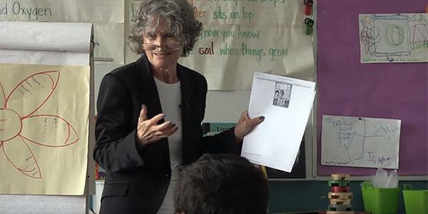 ETT Member Helen Wolfe Receives 2017 OTIP Teaching Award in the Elementary Teacher Category