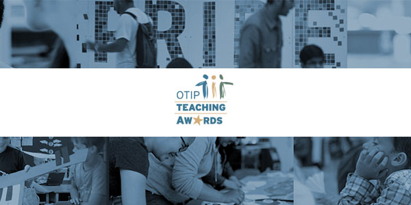OTIP Teaching Awards 2018