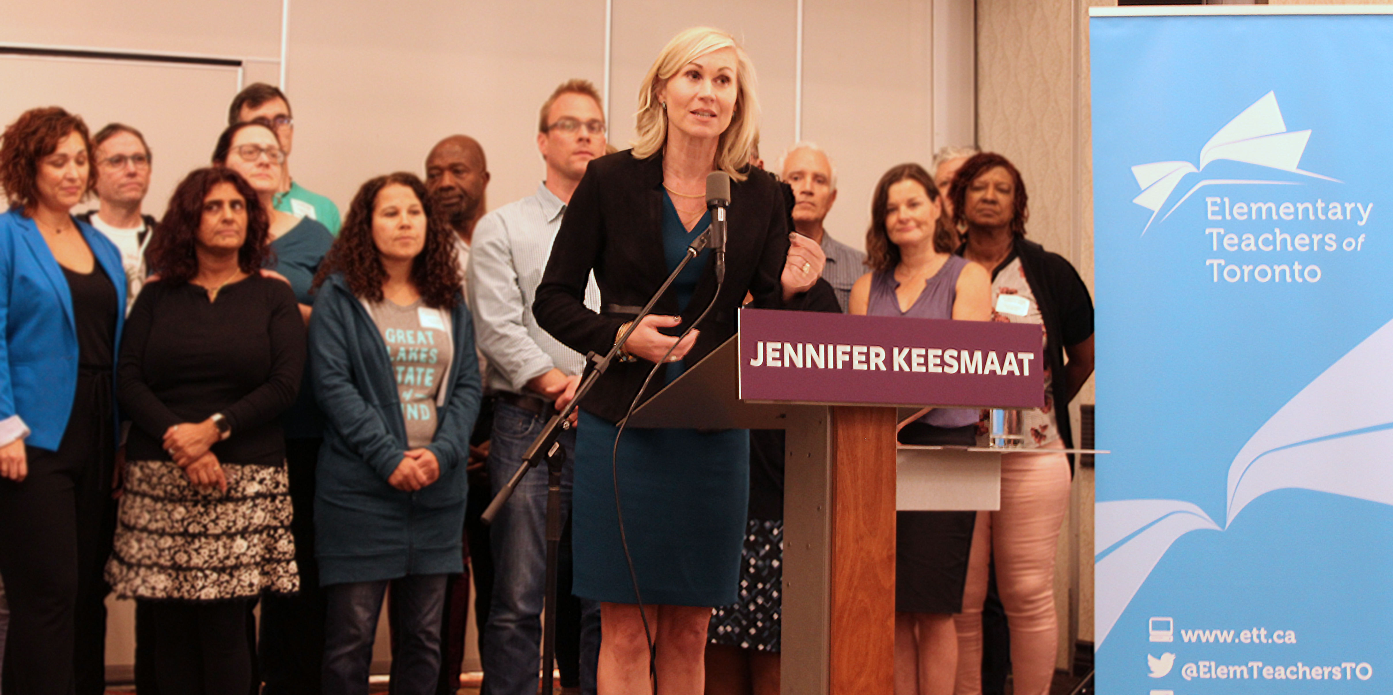#Keesmaat4Mayor: A Message from ETT President Lachica