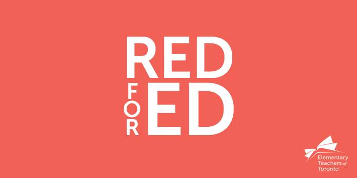 RedForEd: Every Friday