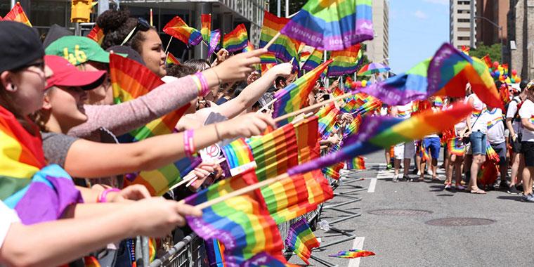 ETT and ETFO Celebrate Pride Month