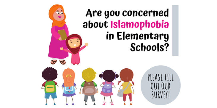 Back to School Should Not Mean Back to Islamophobia: Survey