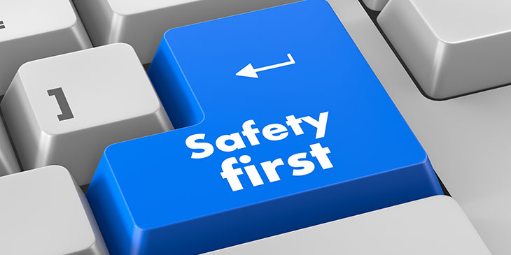 Health and Safety Site Contact Sign Up Form – 2020-2021
