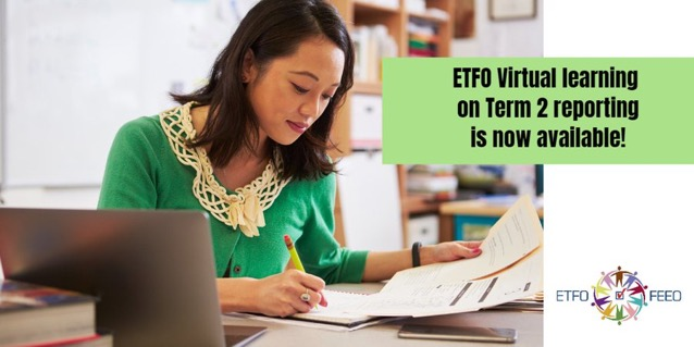 ETFO Video: Reporting Guidelines for the 2019-2020 School Year