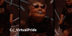 Virtual Pride Toronto Dyke March