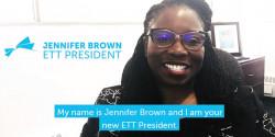 Message From ETT President Jennifer Brown: Ensuring a Safe Return to Schools, Addressing YOUR Concerns