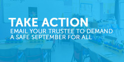 Send a Message to Your TDSB Trustee to Demand a Safe September For All