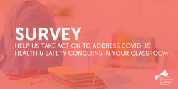 ETT Health & Safety COVID-19 Survey