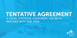 Local Tentative Collective Agreement